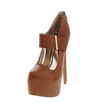 Ravishing Stiletto Bumper Heels