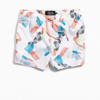 Native Youth Effervescent Swim Short   Urban Outfitters