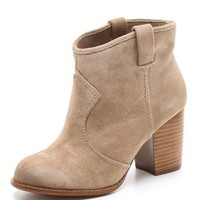 Splendid Lakota Suede Booties | SHOPBOP | Use Code: EXTRA25 for 25% Off Sale Items
