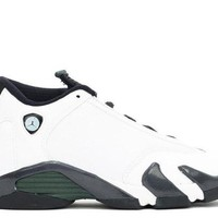 DCCK Air Jordan  14 XIV 'Oxidized Green '