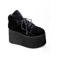 Exclusive Jeffrey Campbell Trotter Black