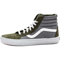 Van SK8-HI Reissue(Chambray Dot)Green/Insignia Blue