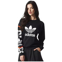 ADIDAS Women Men Unisex Top Sweater