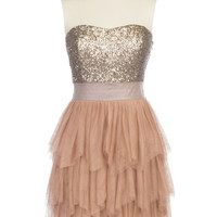 Belle of the Ball Party Dress