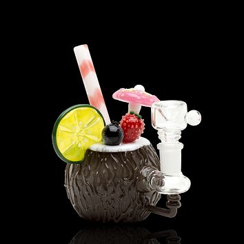 Empire Glassworks Coconut Colada Rig