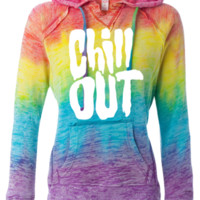 chill out hoodie - TeeeShop