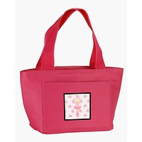 Ballerina Blonde Front Pose Lunch Bag BB5164PK-8808