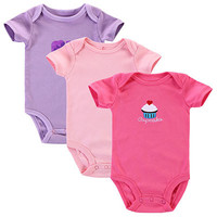 Baby Girls Baby  3pcs Clothing Set