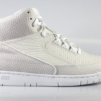 Nike Men's Air Python Premium White Metallic Silver