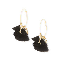 Gas Bijoux Marly Hoop Earrings
