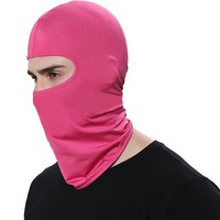 Winter Warm Ski Board Windproof Cap Outdoor Sports Neck Face Mask Police Cycling Balaclavas Motorcycle Face Mask