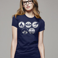 Divergent Factions (T-Shirt)