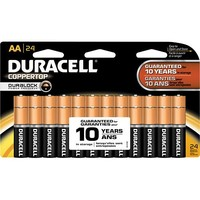 Duracell - Coppertop AA Batteries (24-Pack)