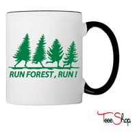 run forest Coffee & Tea Mug