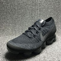 NIKE AIR VAPORMAX FLYKNIT 883275-400 black grey 36-45