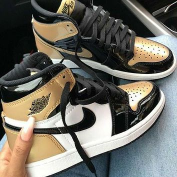 Bunchsun  NIKE  Air Jordan 1 sneakers  Top3 AJ high-top shoes