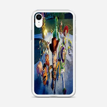 Toy Story 3 iPhone XR Case