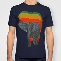 African Elephant T-shirt by Ben Geiger   Society6