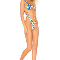 MILLY Stars One Piece in Multi