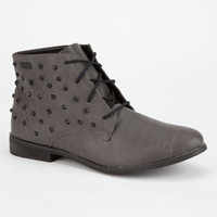 Volcom Exhibition Womens Boots Charcoal  In Sizes