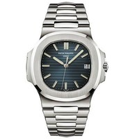 Patek Philippe Nautilus Steel Watch 5711/1A-010