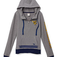 West Virginia University Bling Pullover Hoodie - PINK - Victoria's Secret