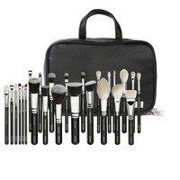 ZOEVA 25PCS Makeup Artist Zoe Bag Professional Makeup Brush Set