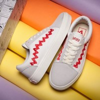 vans snoopy Fashion casual shoes