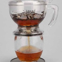 Pour Over Tea Brewer- Clear One