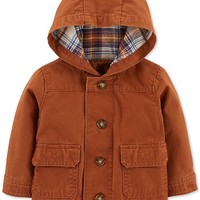 Carter's Baby Boys Corduroy Cotton Coat Kids - Coats & Jackets - Macy's