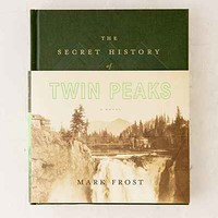 The Secret History Of Twin Peaks By Mark Frost - Urban Outfitters