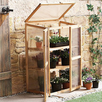 Mini Garden Greenhouse