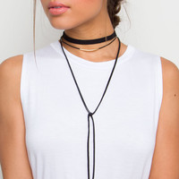 Bambi Layered Choker Set