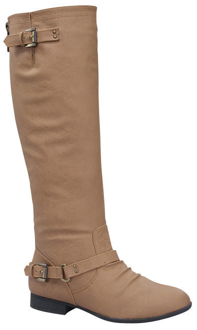 Image of Cognac Riding Boots