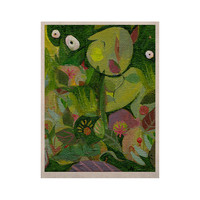 "Marianna Tankelevich ""Jungle"" KESS Naturals Canvas (Frame not Included)"