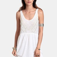 Street Wise Embroidered Dress