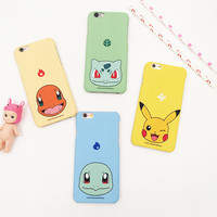 Pokemon Pikachu iphone6plus Phone Case Cute