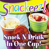 Snackeez! All In One Snacking Solution - As Seen On TV