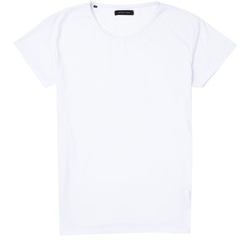 Selected Short Sleeve O-Neck T-Shirt