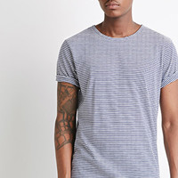 Vented Stripe Tee