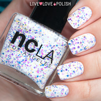 NCLA Cookies And Gold Nail Polish (Black Market Collection)