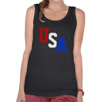 USA TANK TOPS from Zazzle.com