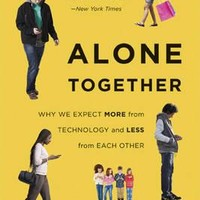 Alone Together : Sherry Turkle : 9780465031467