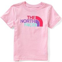 The North Face Little Girls 2T-6T Short-Sleeve Graphic Tee | Dillards