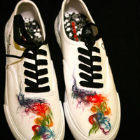 Panic! At The Disco Too Weird To Live Too Rare To Die Shoes