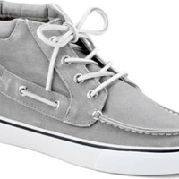 Sperry Top-Sider Betty Chukka Boot CharcoalCanvas, Size 5M  Women's Shoes