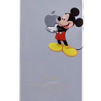Mickey Mouse Transparent Back Cover Case for iPhone 5 & 5S