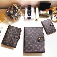 LV Tide brand wild men and women notebook