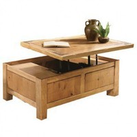 Artisan Home Furniture Lodge 100 Lift Top Cocktail Table - LHR 103 CKTL - Accent Tables - Decor