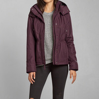 A&F All-Season Weather Warrior Jacket